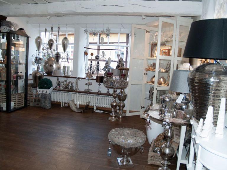 Wohn-Deko Kosmetikstudio im Weberhaus Bramsche